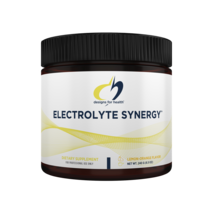 Electrolyte Synergy™ 240 g (8.5 oz) powder, Lemon-Orange